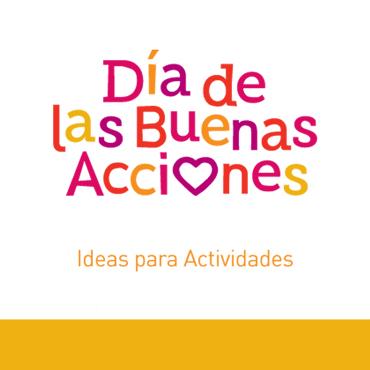 GUÍA PARA IDEAS DE ACTIVIDADES 14