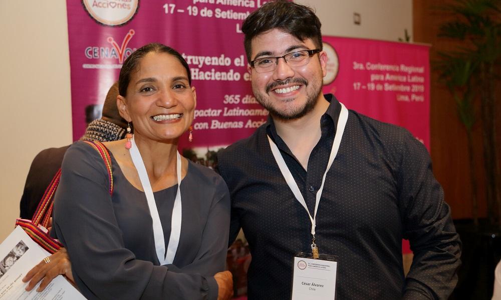 4ta Conferencia Regional para America Latina 2