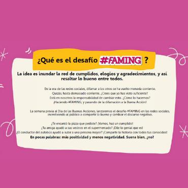 FAMING: KIT DE MARKETING 13