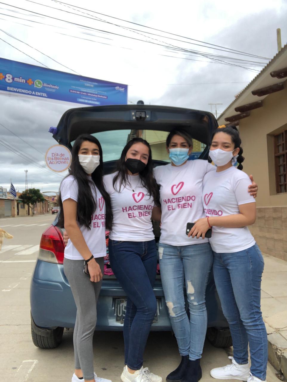 día de las buenas acciones bolivia