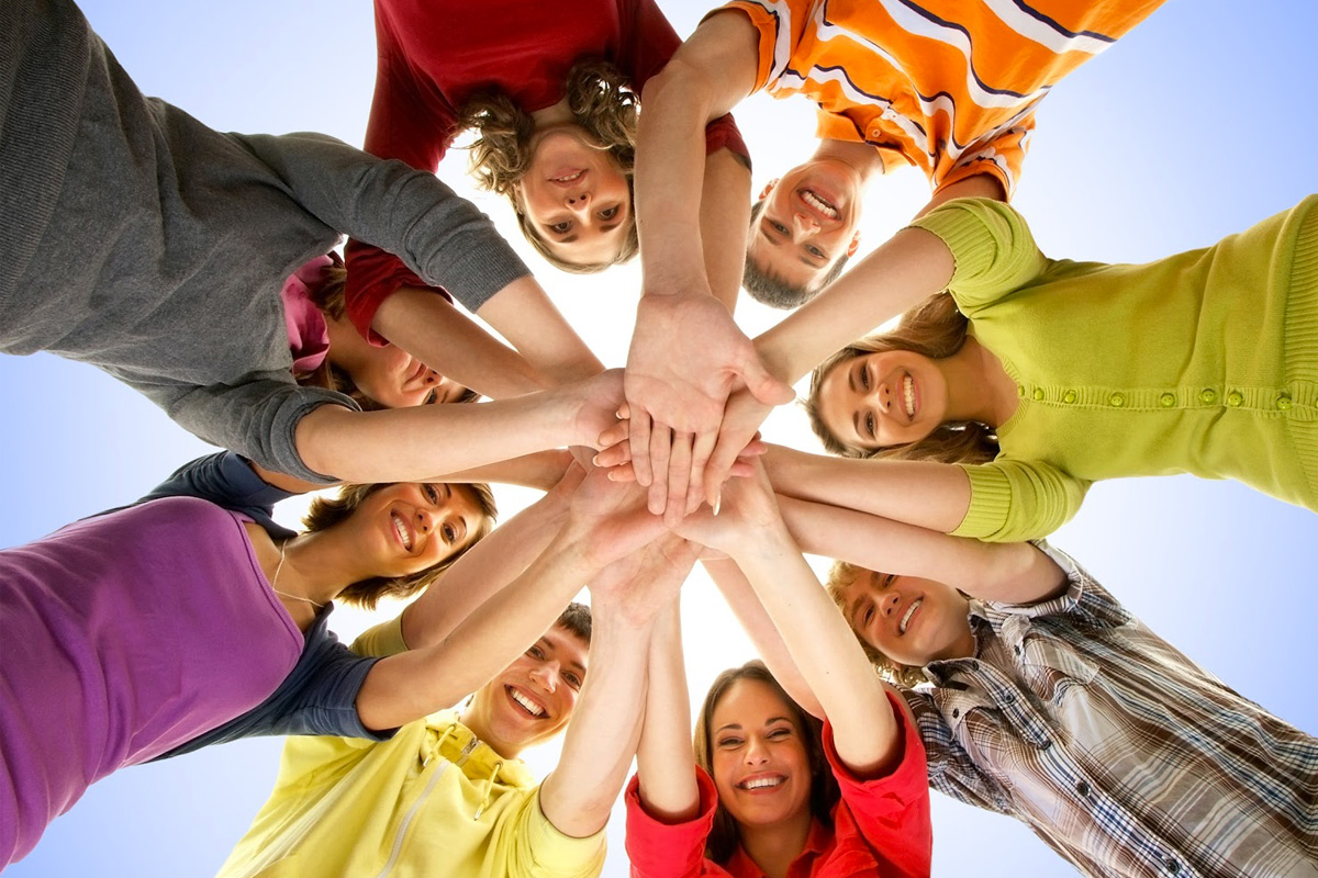 Volunteering has a positive effect on your body [Shutterstock]