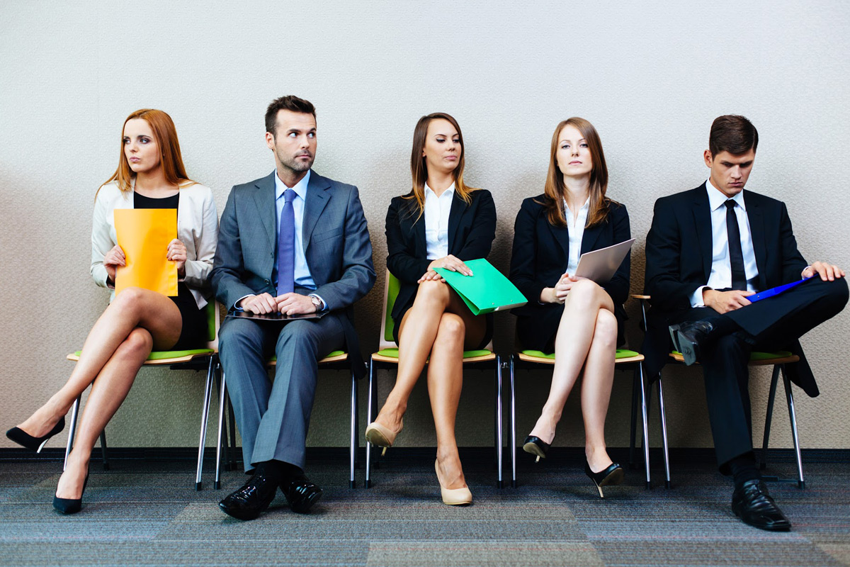 The candidate who volunteers is most likely to score the job.[Shutterstock]