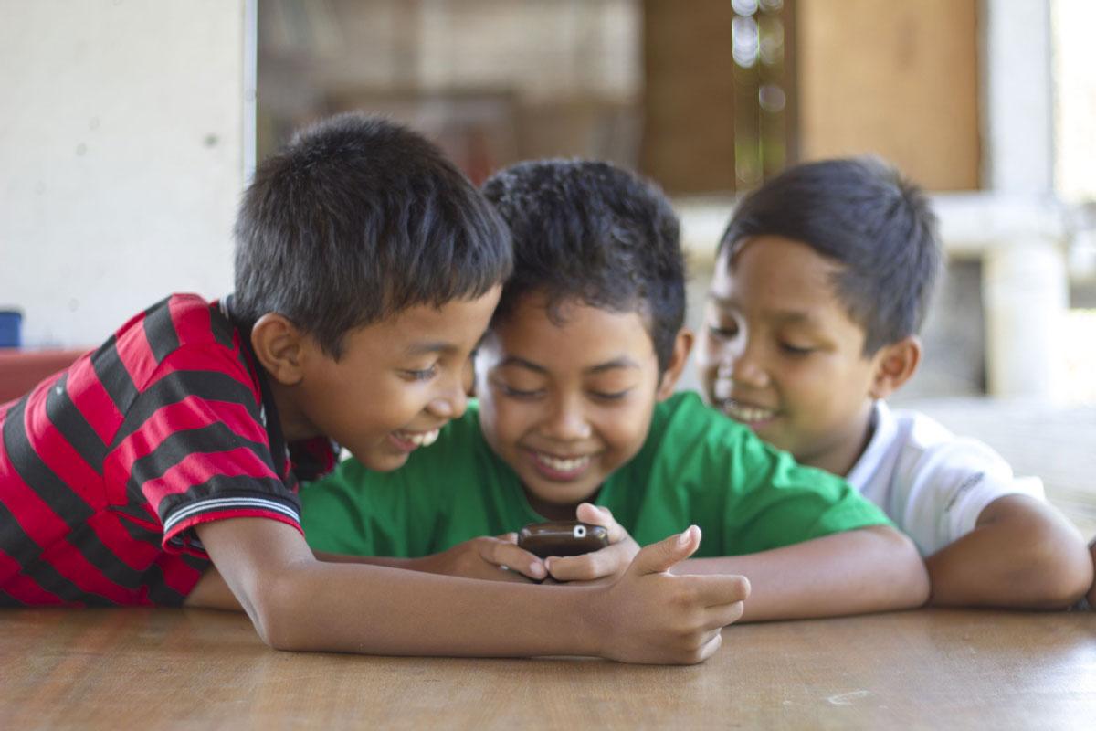 Photo: Yayasan Slukat Learning Center