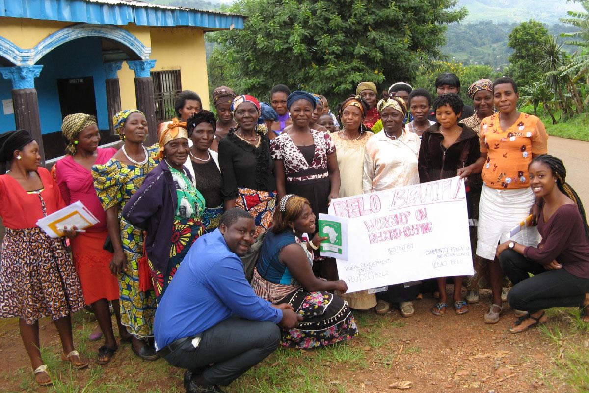 Photo: RUDEC Cameroon