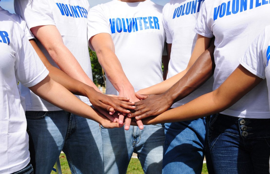 The Top 5 Benefits of Volunteering