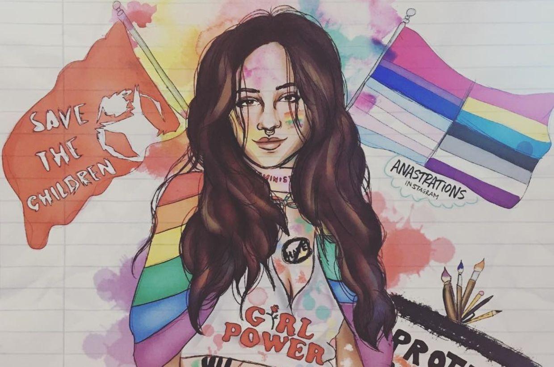 Camilla Cabello uses her voice as a platform to do good. (Camilla Cabello/Instagram)