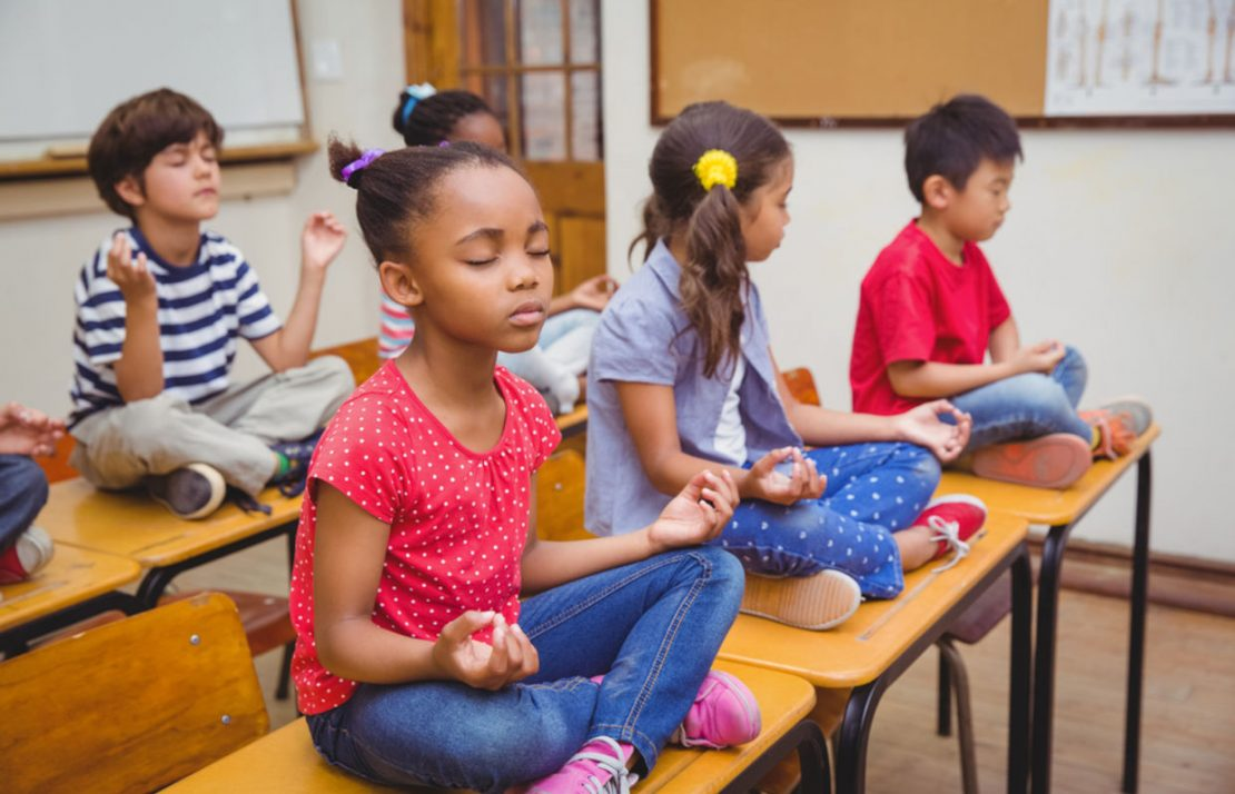 MindUp helps kids who are suffering from high stress levels develop skills they need to flourish in a complicated world. (Shutterstock)