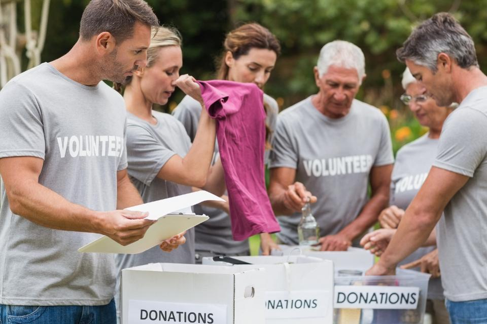 Blog changemakers good deeds day for How do foundations work