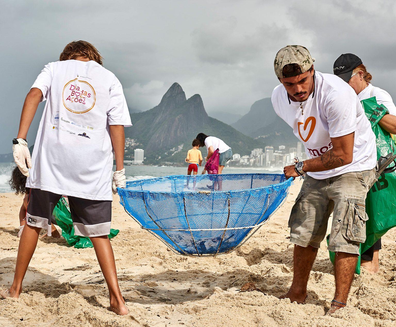 Good Deeds Day in Brazil