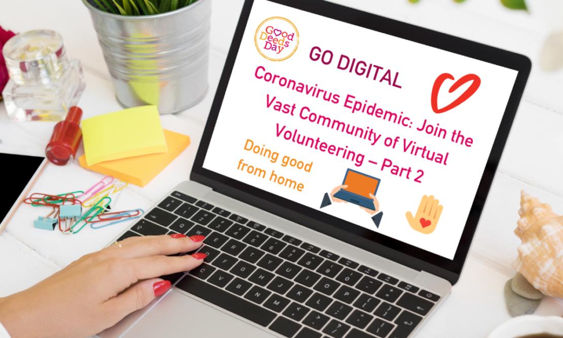 Join the Vast Community of Virtual Volunteering: Part 2