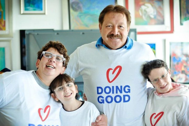 voluntariado y discapacidad